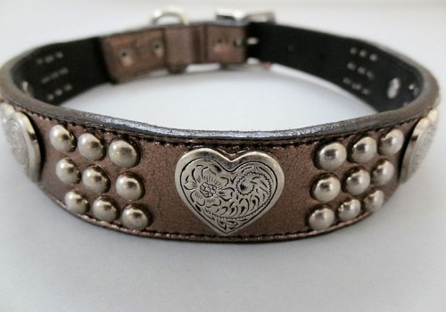 Heart and Heavy Collars